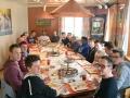 Firmenausflug 2015 Mittagessen